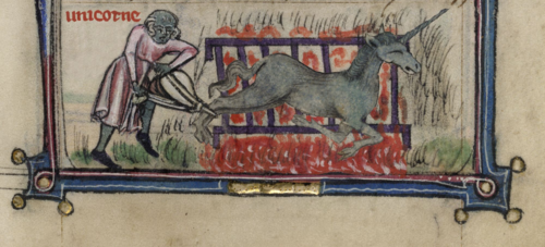 Unicorn Grill detail