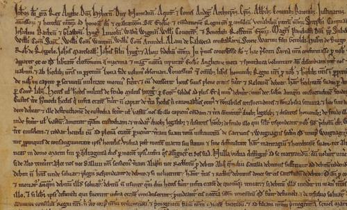 Salisbury Magna Carta