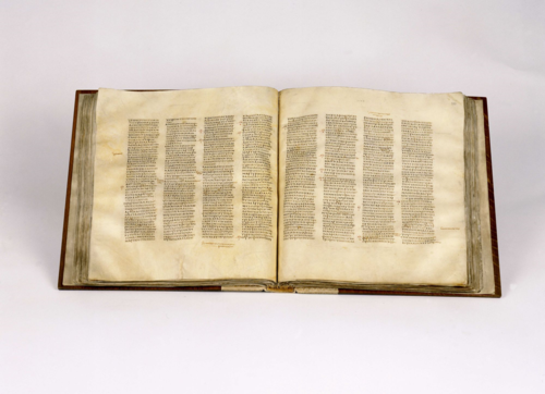 CodexSinaiticusopenatJohnchapter5BritishLibrary