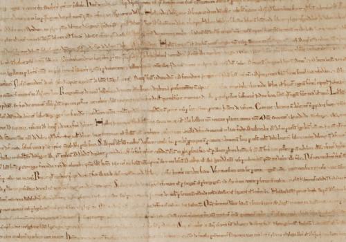 Lincoln Magna Carta