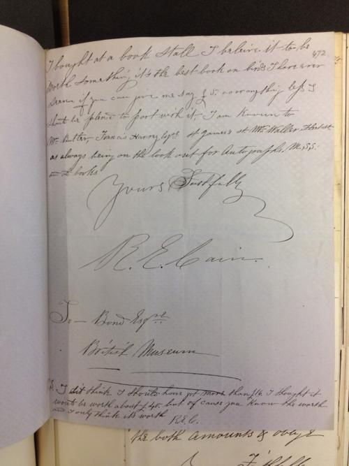 2 Forest Charter Letter