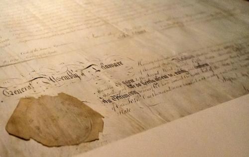 Magna Carta Exhibition DSC00581 (credit Tony Antoniou)