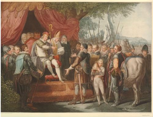 BM-King John and the Barons