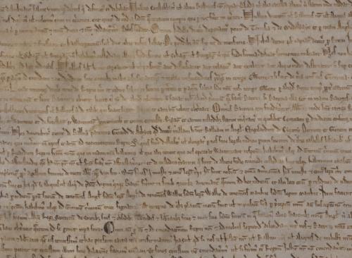 BL London Magna Carta