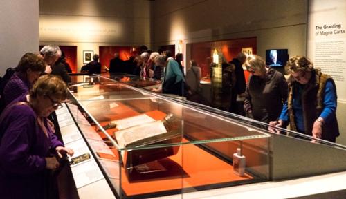 Magna Carta Exhibition DSC00595 (credit Tony Antoniou)