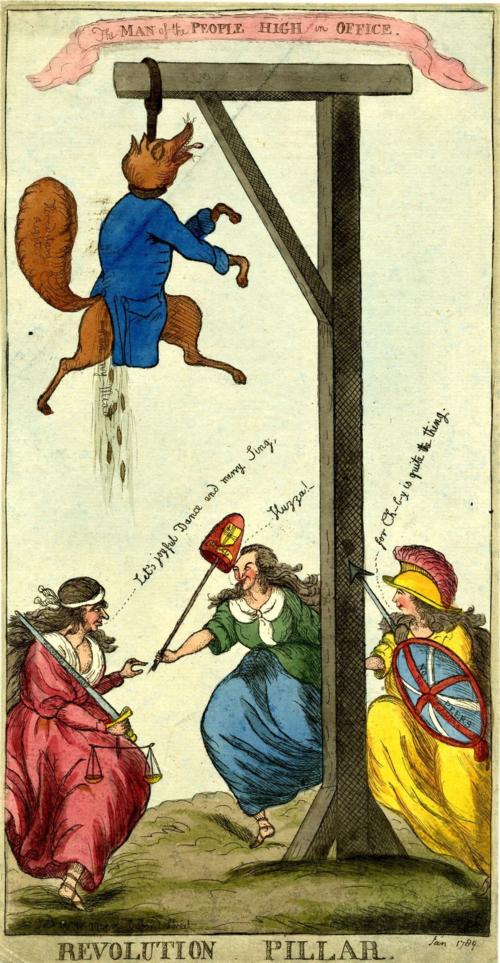 BM-Hanging fox