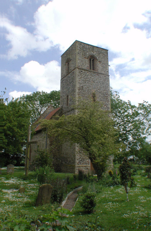 St_Mary _Houghton-on-the-Hill _Norfolk_-_geograph.org.uk_-_309241