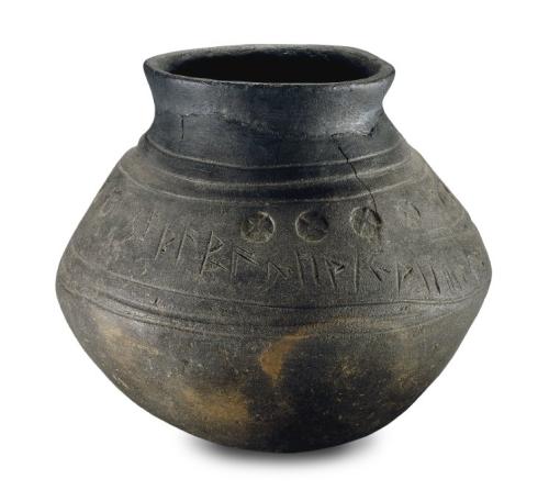 Loveden Hill urn